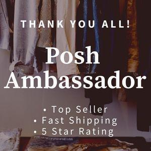 Posh Ambassador!